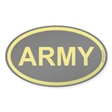US Army Bumper Stickers
