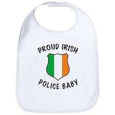Cool Police baby Bib