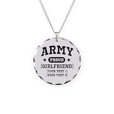 Army grandma/grandpa/girlfriend/in-laws Necklace C