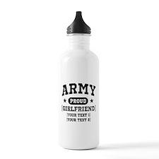 Army grandma/grandpa/girlfriend/in-laws Water Bottle