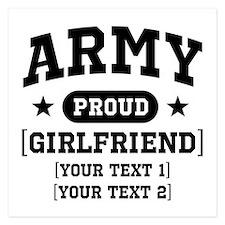 Army grandma/grandpa/girlfriend/in-laws Invitations