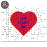Luz Loves Me Puzzle