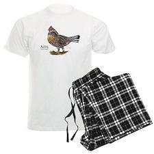 Ruffed Grouse Pajamas