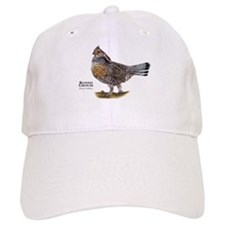 Ruffed Grouse Baseball Cap