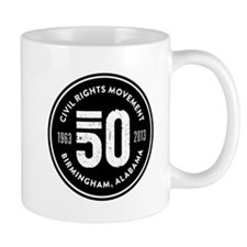 50 Years Forward Mug