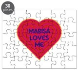 Marisa Loves Me Puzzle