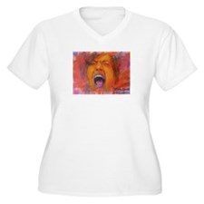 Explosive Plus Size T-Shirt