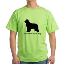 Newfoundland : The other black dog T-Shirt