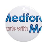Medford Starts With Me Ornament (Round)