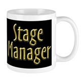 I Love Actors/Stage Manager Intimidator Mug