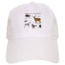 Pennsylvania State Animals Baseball Cap
