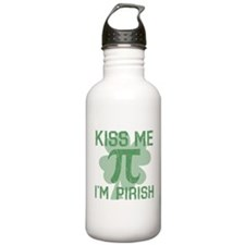Kiss Me, Im Pirish Water Bottle
