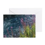 River Rushing Greeting Cards (Pk of 10)