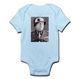 General GS Patton Infant Bodysuit