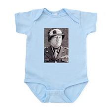 General GS Patton Infant Bodysuit