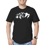 Snow Mountains T-Shirt
