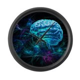 ork - Large Wall Clock