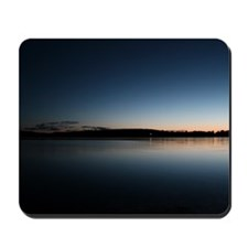 Pelican Lake Sunset Mousepad