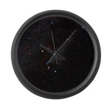 Orion constellation - Large Wall Clock