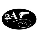 2A - 1911 Blackout Decal