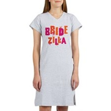 Bridezilla Women's Nightshirt
