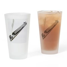 Nail clippers - Drinking Glass