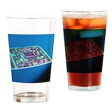 Circuit board - Drinking Glass