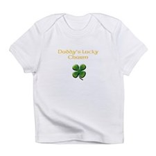 Daddys Lucky Charm Infant T-Shirt