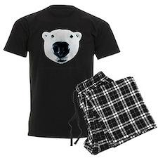 Polar Bear Sniff Pajamas