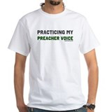 Women's Preacher Voice T-Shirt