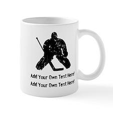 Personalize It, Hockey Goalie Mug