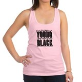 Young, Gifted and Black Racerback Tank Top