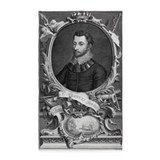 Francis Drake, English explorer - 3'x5' Area Rug