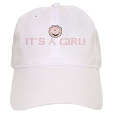 It's a Girl Baseball Cap