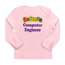 Future Computer Engineer Long Sleeve Infant T-Shir