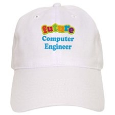 Future Computer Engineer Baseball Cap