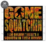 Gone Squatchin *Fall Foliage Forest Edition* Puzzl