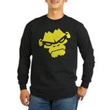 GllaGrpFace_Blk Long Sleeve T-Shirt