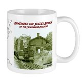 Cute Lackawanna railroad Mug