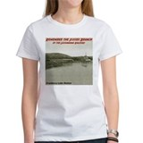 Lackawanna railroad Tee