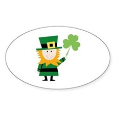 St. Patrick's Day Decal
