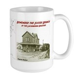 Lackawanna railroad Mug