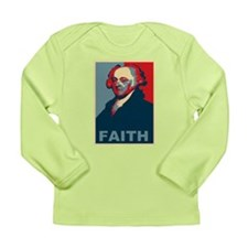 "John Adams ""Faith"" Long Sleeve T-Shirt"