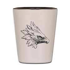 Eagle Shot Glass