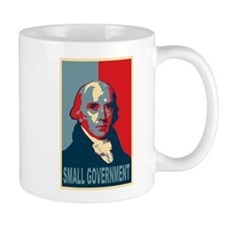 "James Madison ""Small Government"" Mug"