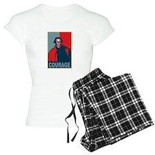 """Patrick Henry """"Courage"""" Pajamas"""