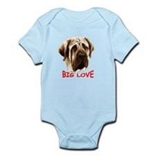 mastiff Infant Bodysuit