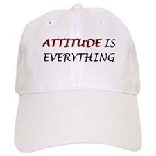 Attitude Is Everything Baseball Baseball Cap