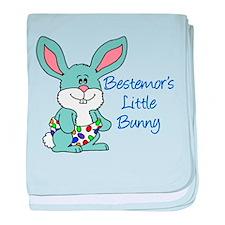 Bestemors Little Bunny baby blanket