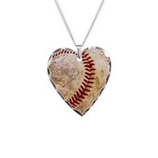 Unique Baseball Necklace